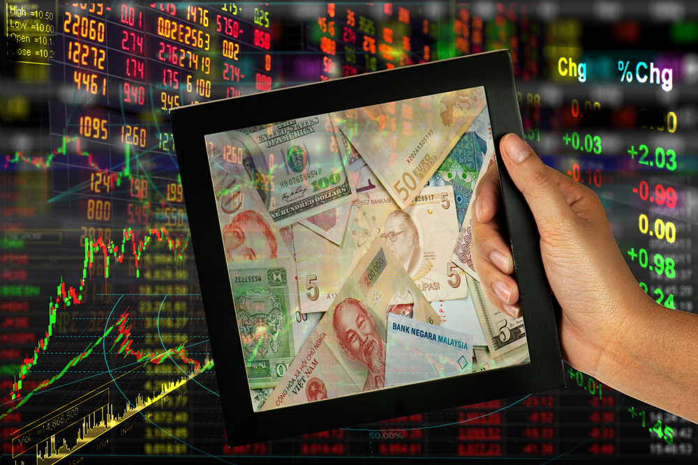 the risky venture of currency trading The foreign exchange market (forex, fx, or currency market) is a global decentralized or over-the-counter (otc) market for the trading of currencies this market determines the foreign exchange rate.